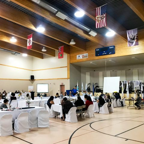 Mamaweswen, The North Shore Tribal Council » AGM 2016